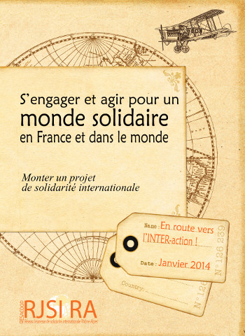 jeunesse solidarité internationale guide methodologique projet