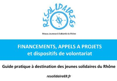 guide financement solidaire resolidaire 69